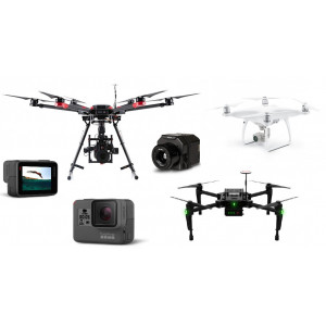 Drone/Camere Sport