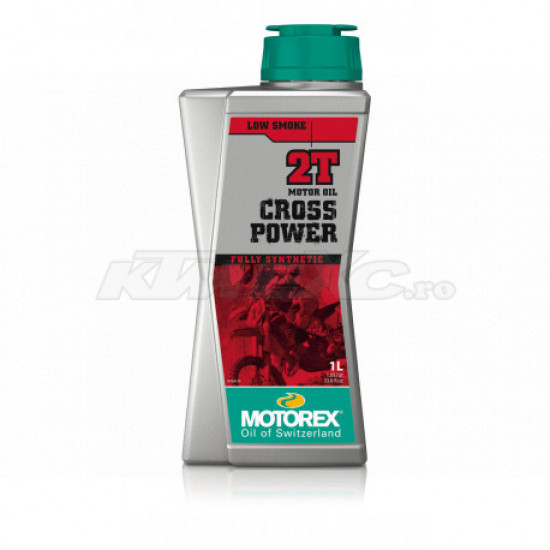 Ulei Motorex 2T Cross Power 1L