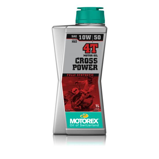 Ulei Motorex 4T Cross Power 10W50 1L
