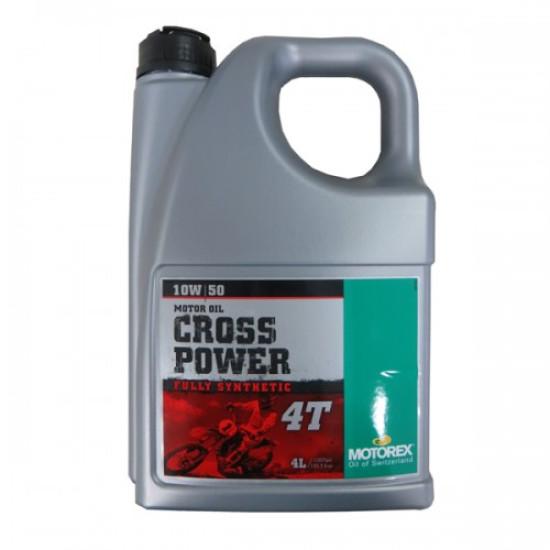 Ulei Motorex 4T Cross Power 10W50 4L
